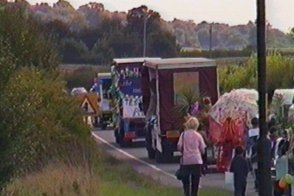 Procession on By-pass